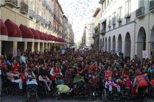 La Marcha Aspace Huesca se celebrará el 7 de mayo.