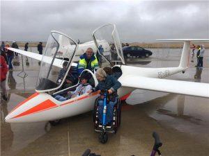 JACETANIA – PROMOCIÓN DEL TERRITORIO. El Aeródromo de Santa Cilia participó en el Festival Lleida Air Challenge.
