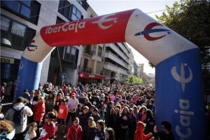 La Carrera Popular Ibercaja 2017 homenajeará a la Sociedad Deportiva Huesca.