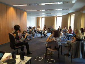Profesionales de la red de entidades de Cadis organizan un curso sobre inteligencia emocional.