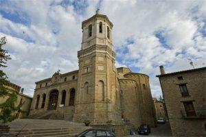 La Catedral de Roda de Isábena mejorará su accesibilidad.