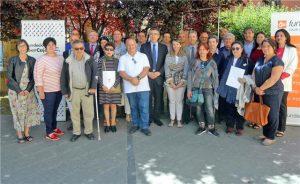 Veinte entidades sociales de la provincia reciben 47.500 euros.