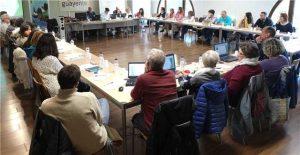 La asamblea de Coceder reúne en Guayente a veinte colectivos.