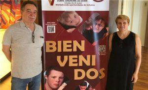 La Asociación Down Huesca explica su proyecto de vida independiente en Colombia.